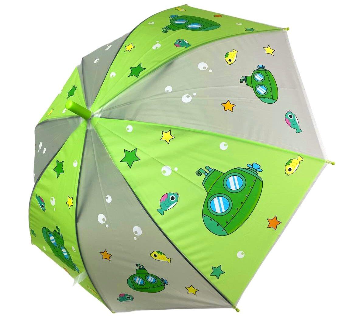 Parasolka dziecięca przeciwdeszczowa chłopięca