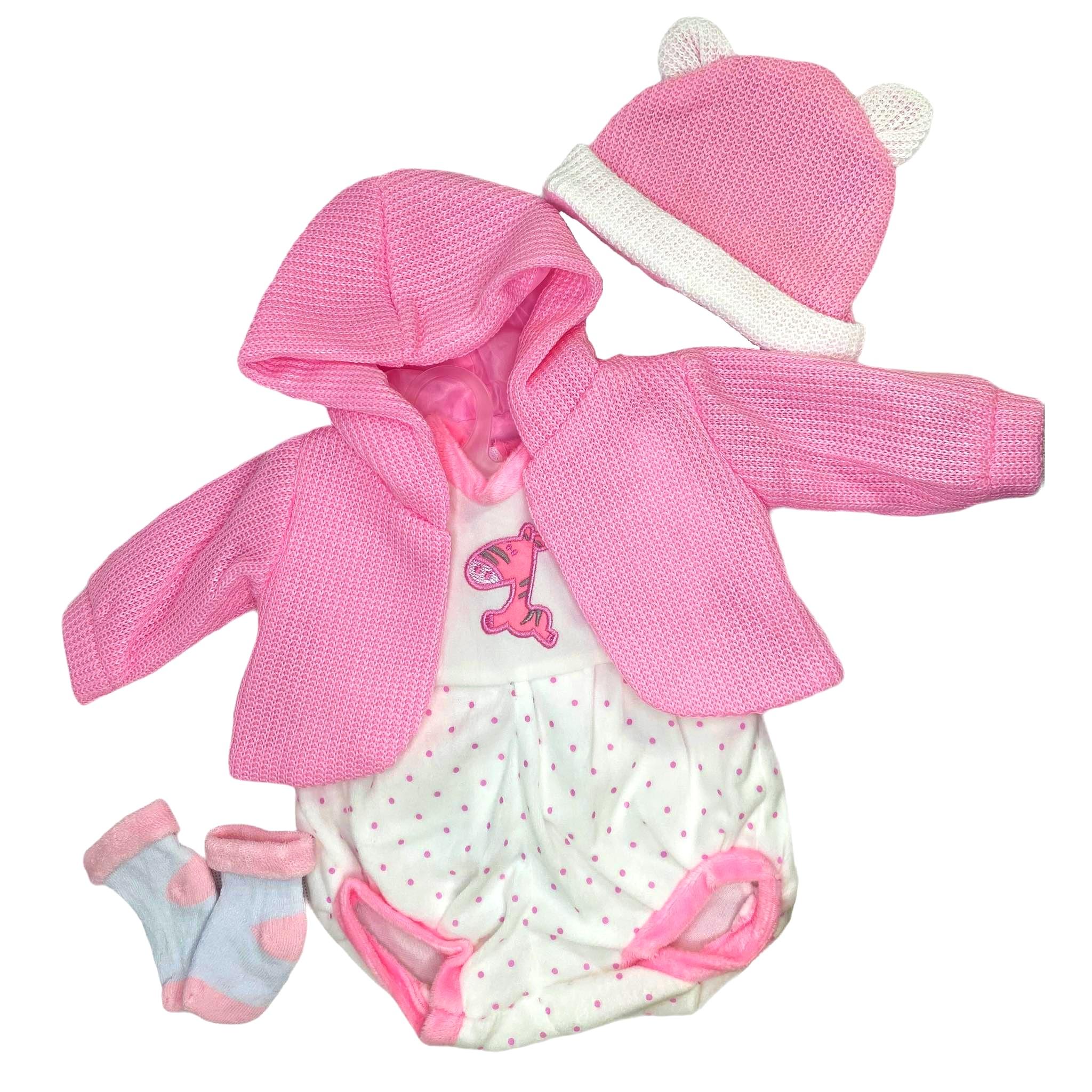Ubranko dla lalki Bobas 45 cm