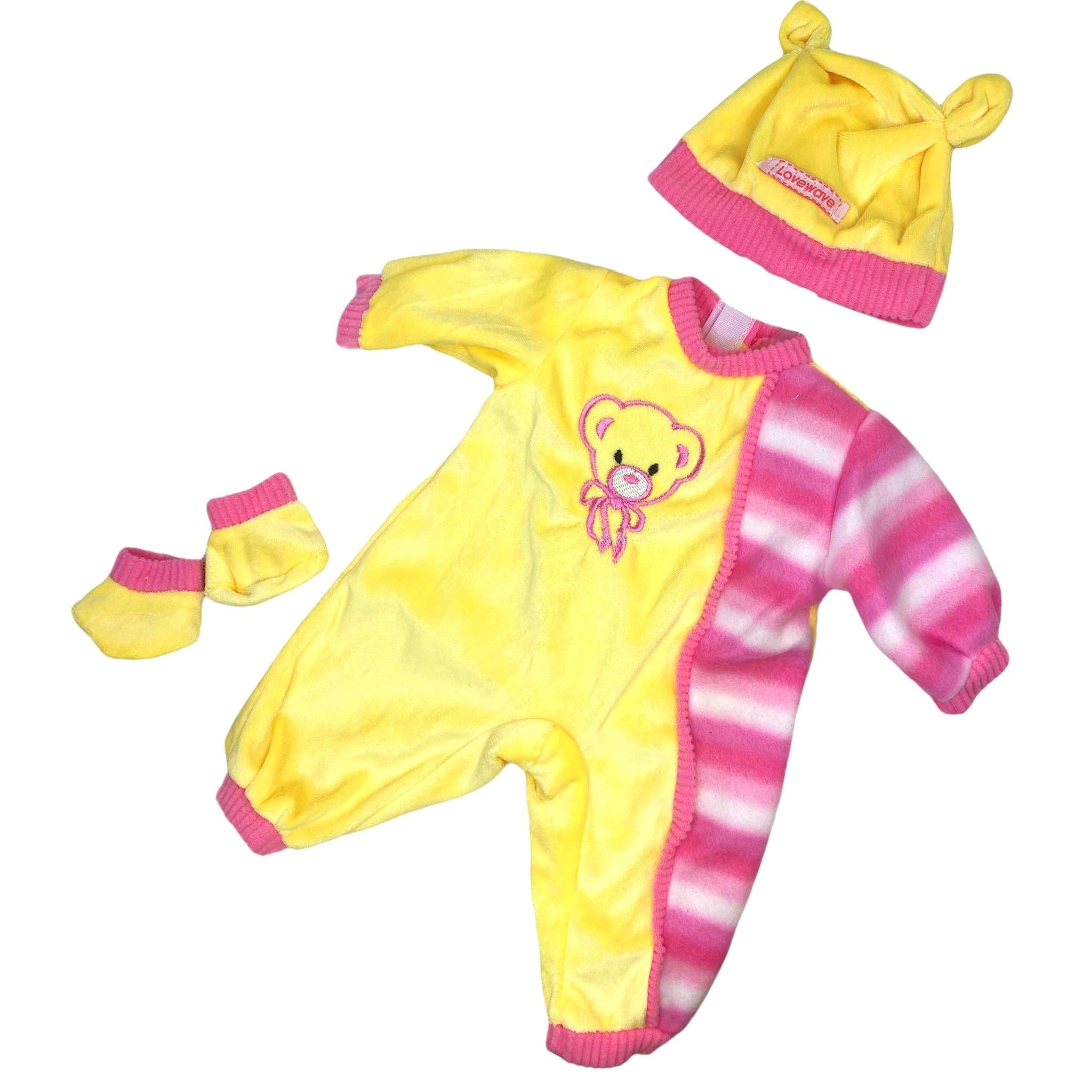 Ubranko dla lalki bobas 40 cm