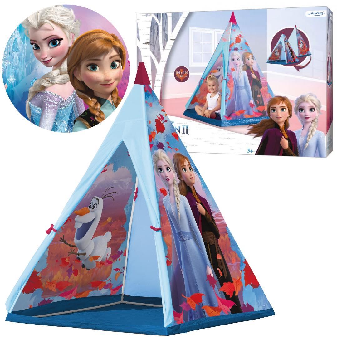 Namiot dziecięcy KRAINA LODU na ogród do domu TIPI