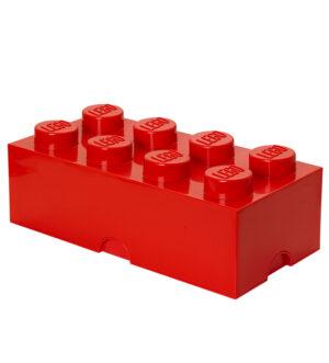 Pojemnik LEGO 8 Czerwony