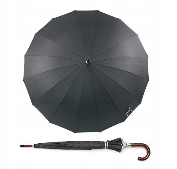 Parasol Evita - czarny