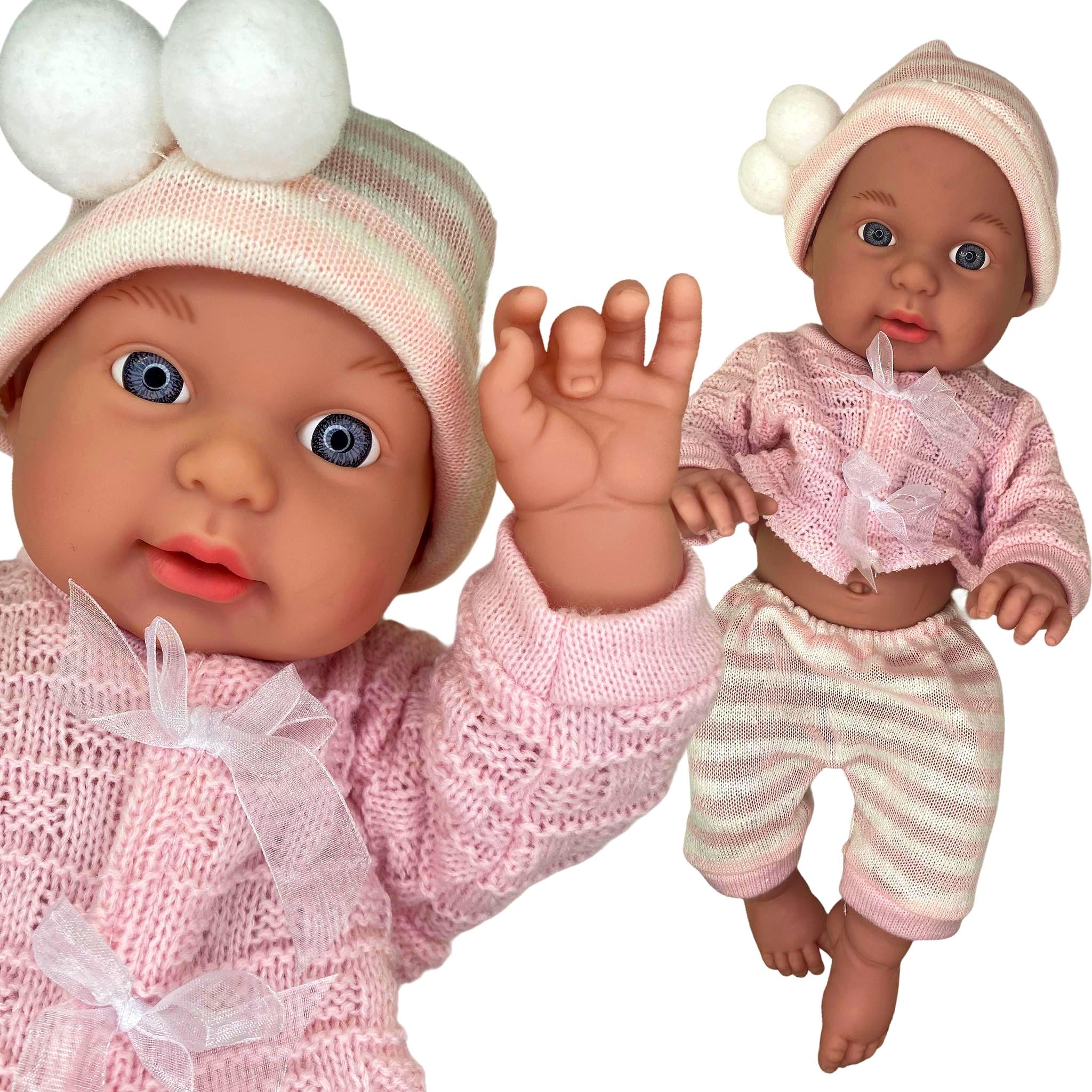 LALKA BOBAS JAK ŻYWA 40 CM NEW BORN BABY