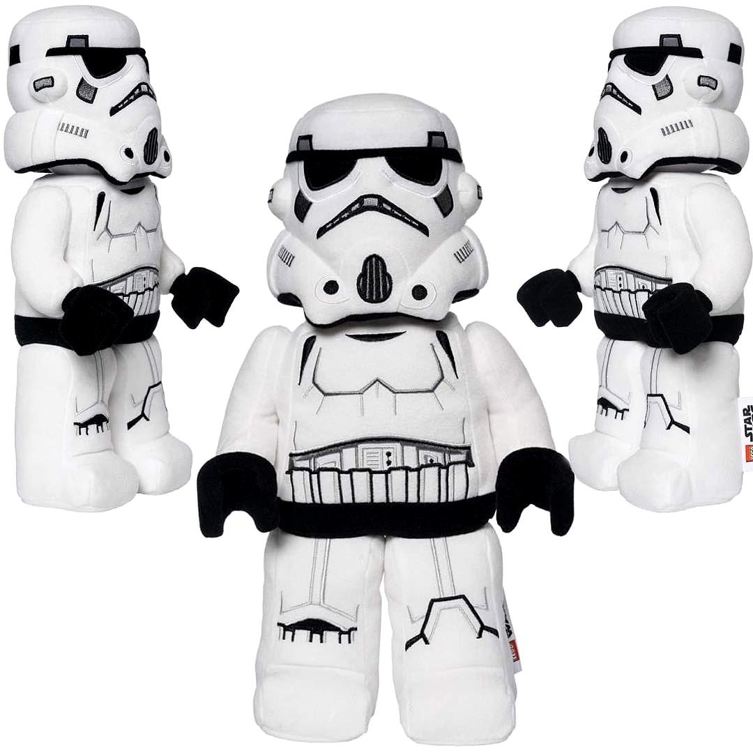 MASKOTKA STAR WARS Stormtrooper PLUSZAK LEGO