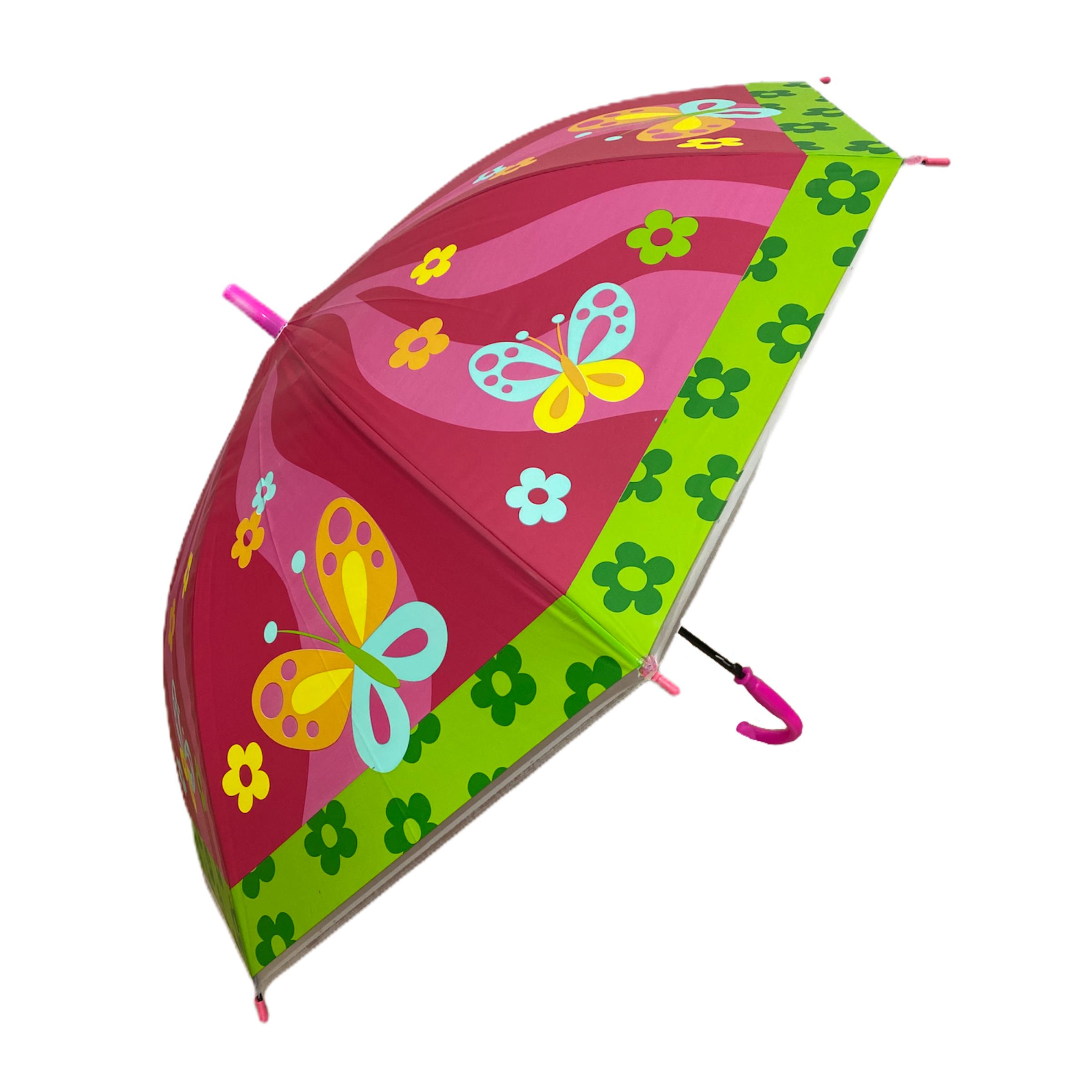 Parasolka dzięcięca dla dzieci gwizdek, automatyczna parasol