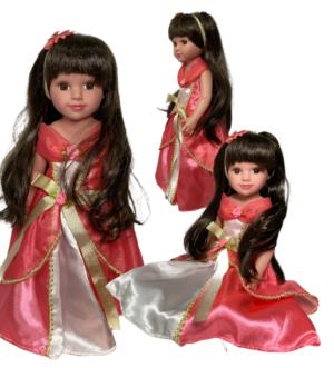 Lalka księżniczka śpiewająca jak zywa na prezent princess