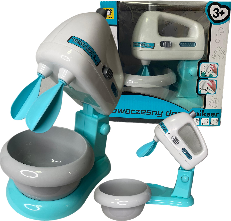 Mikser dla dzieci AGD interaktywny zabawkowy dźwięk