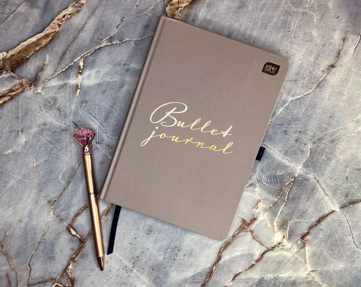 Planner Planer Organizer 2021 Intedruk Bullet Journal