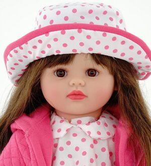 lalka jak zywa 40 cm śpiewa mówi po polsku baby born