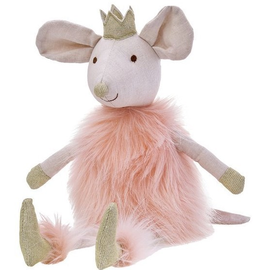 maskotka BEPPE myszka TouTou pluszowa 45 cm
