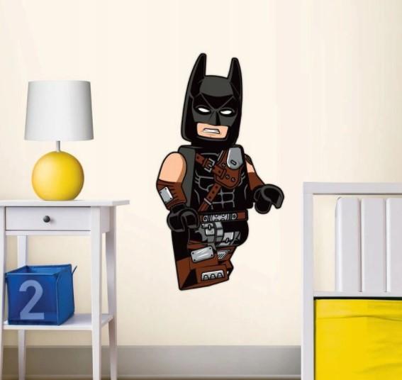 LEGO movie Naklejka Staticker składana Batman
