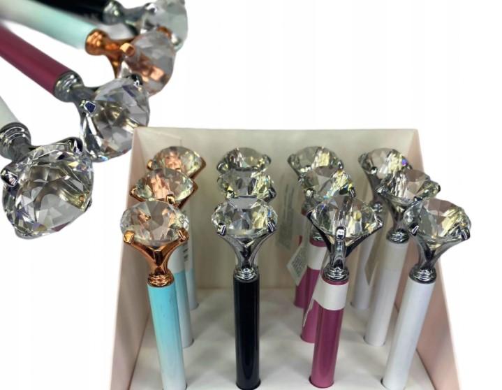Długopis Diament metal kolory