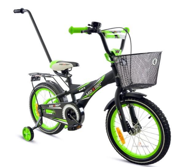 ROWER BMX dla chłopca chłopięcy 16 cali niebieski
