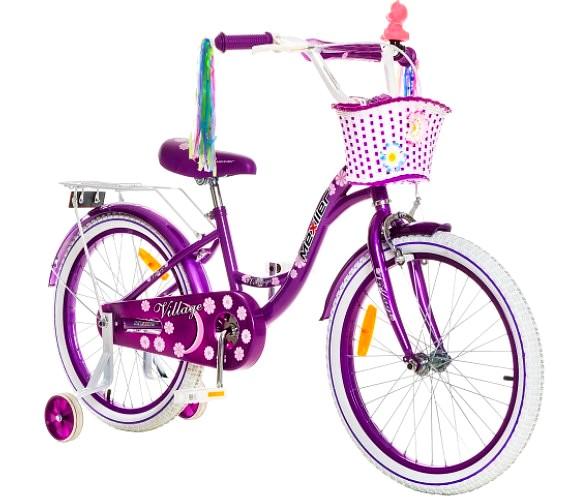 Rower dziecięcy 20 cali MEXLLER VILLAGE