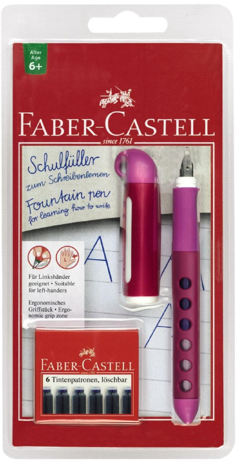 Pióro dla leworęcznych FABER CASTELL Scribolino