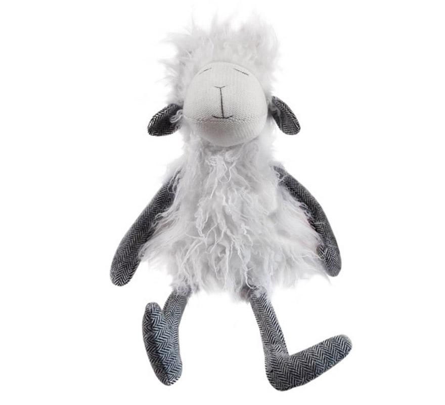 Maskotka przytulasek owieczka OWCA 30 cm