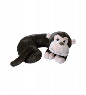 PODUSZKA PODRÓŻNA ANTYWSTRZĄSOWA Turystyczna Małpa