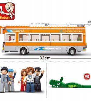 Klocki Sluban City Bus 457 el