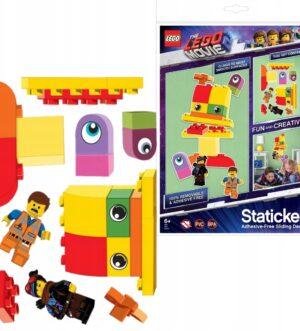 LEGO Staticker Duplo ruchoma układanka Movie 2