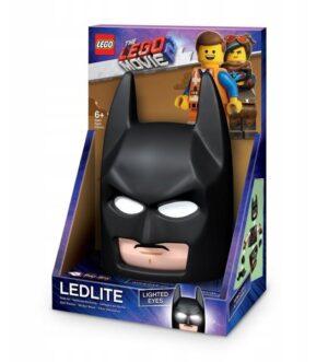 LEGO Lamka naklejka lego movie 2 BATMAN lampa