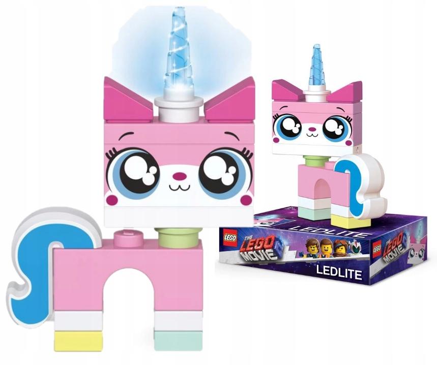 LEGO Latarka UNIKITTY klocek Lego movie 2 lampka