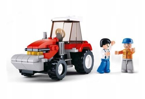 Klocki Sluban Traktor 103 el